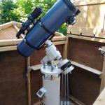 telescopio riflettore
